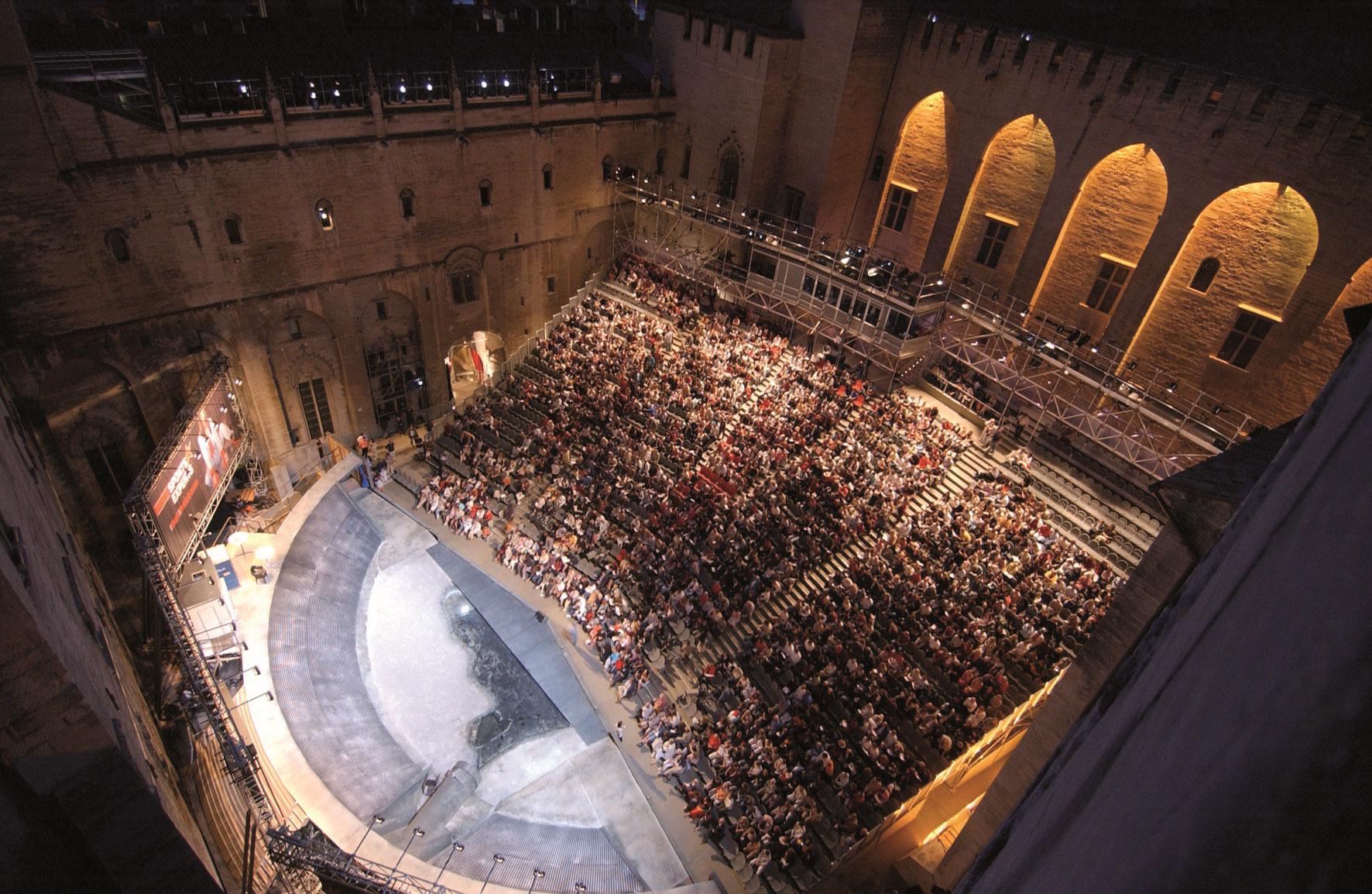 Festival d'Avignon © Clémence RODDE