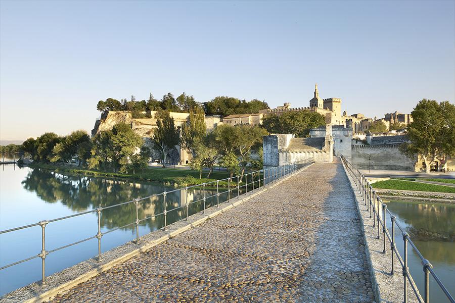 Photo reception pont d'avignon