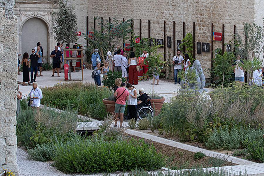 Photo réception jardins benoit 12