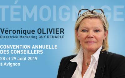 Témoignage Veronique OLIVIER (Directrice marketing GUY DEMARLE)